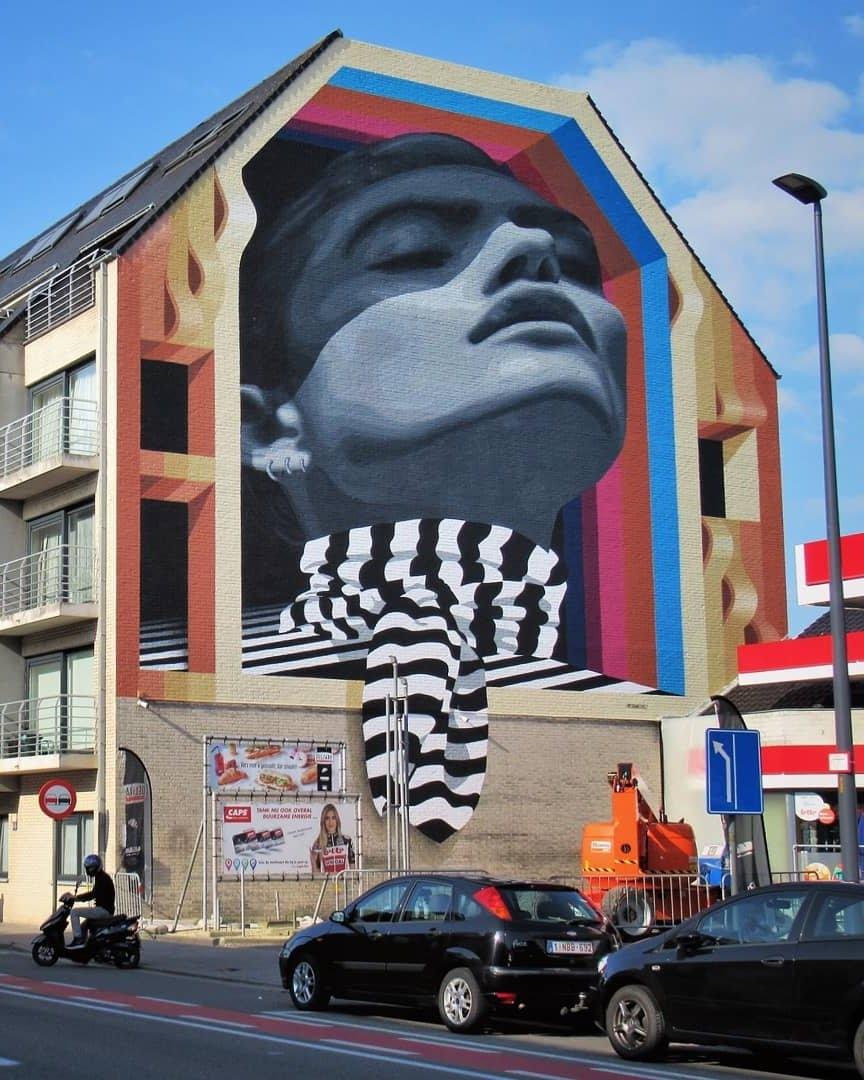 Medianeras @ Ostend, Belgium