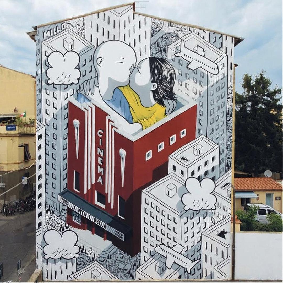 Millo @ Livorno, Italy