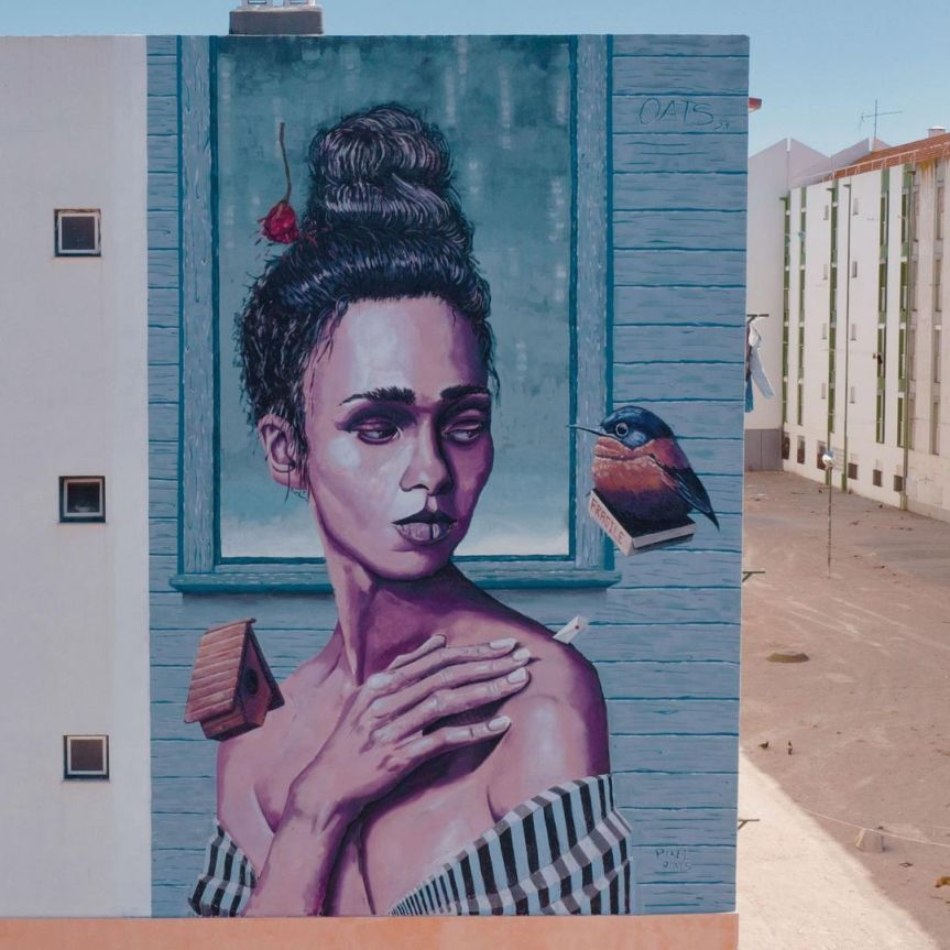 OATS @ Vale da Amoreira, Portugal