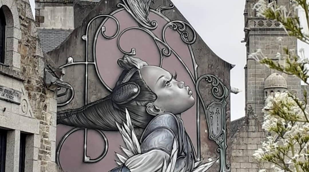 Akhine @ Pleyber-Christ, France