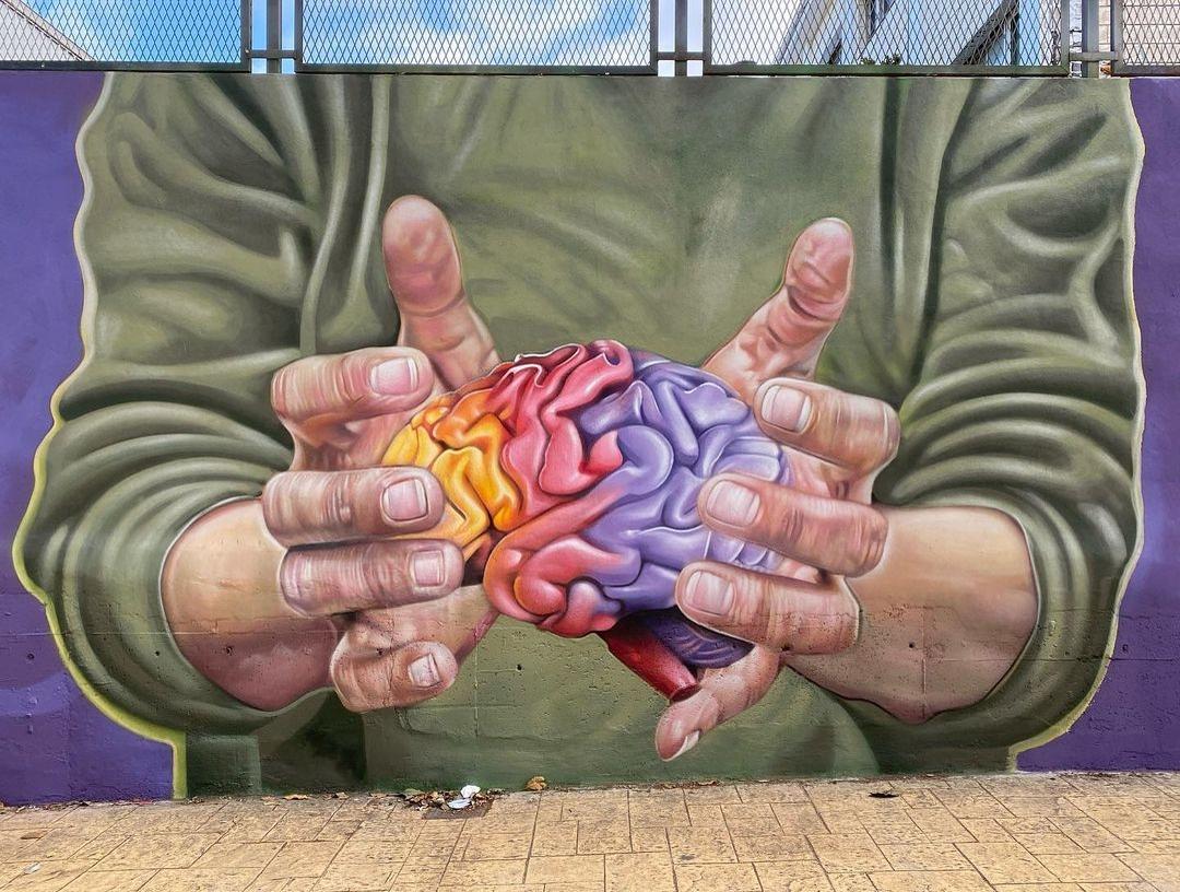 Streetart – Sabotaje Al Montaje @ San Cristóbal de La Laguna, Spain