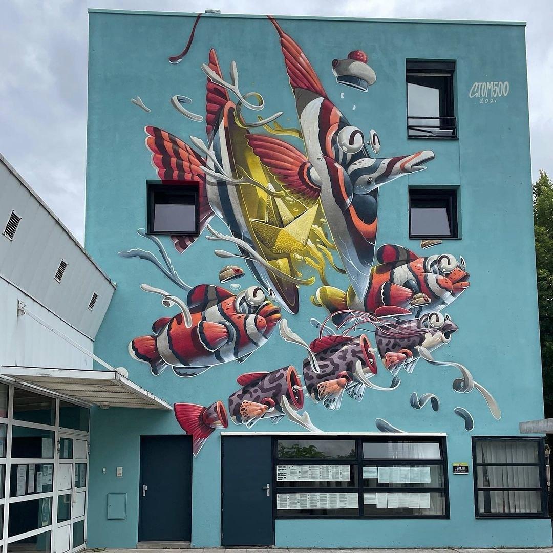 Stom500 @ Saint-Pierre-du-Perray, France