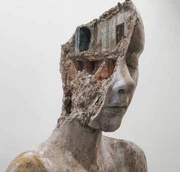 Sculpture by Tania Font