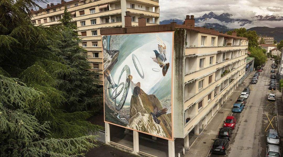 Vesod @ Grenoble, France