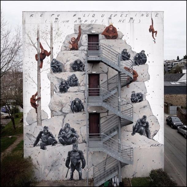 WAR! @ Vannes, France