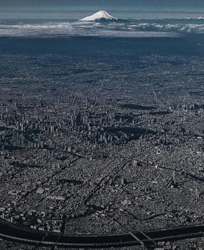 Tokyo in one picture by Yuto Yamada