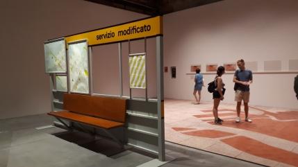 """""""Servizio modificato"""" di Sandro Bisà, Nicholas de Monchaux e Kathryn Moll alla Biennale Architettura 2021"""