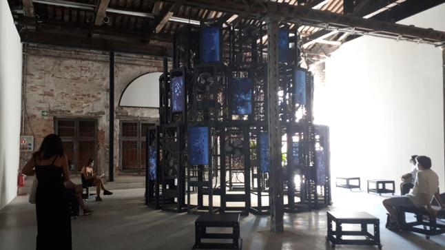Padiglione Irlanda alla Biennale Architettura 2021
