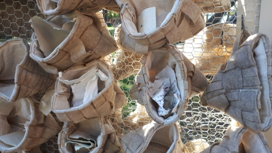 """Letters from Beirut"" di Tessa e Tara Sakhi ai Giardini di Marinaressa"