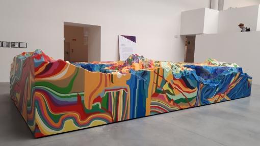 """""""The Earth is an Architecture"""" di TVK alla Biennale Architettura 2021"""
