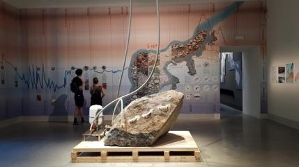 """""""Future Island in Venice: The Time of Stone"""" di OOZE architects e Marjetica Potrč alla Biennale Architettura 2021"""