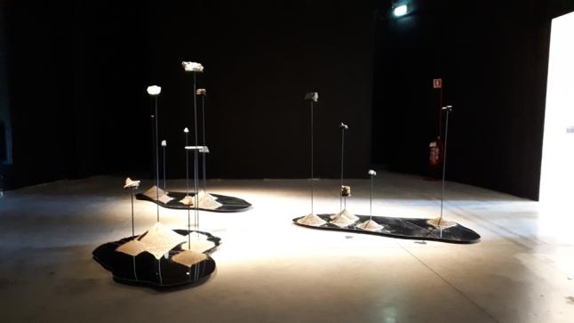 """Mining the Skies"" di Bethany Rigby alla Biennale Architettura 2021"
