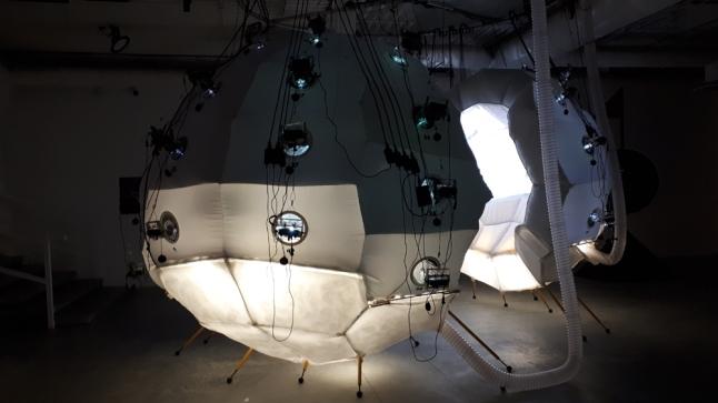 """Geoscope 2: Worlds"" di Daniel López-Pérez; Reiser + Umemoto alla Biennale Architettura 2021"