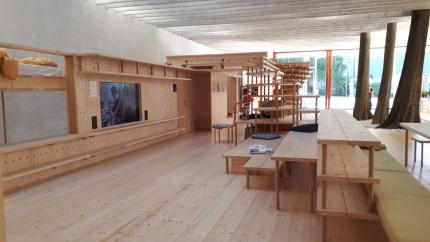 Padiglione Finlandia Norvegia Svezia alla Biennale Architettura 2021