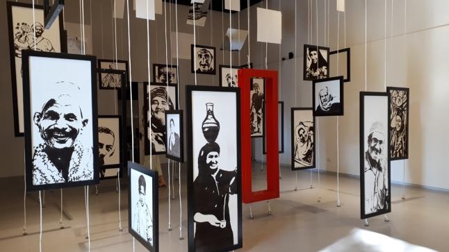 Padiglione Egitto alla Biennale Architettura 2021