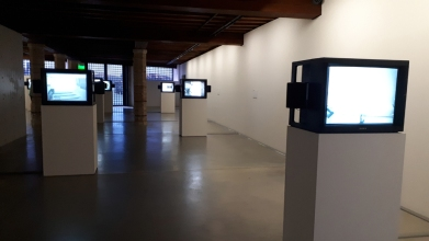 Contrapposto studies, la mostra di Bruce Nauman a Punta della Dogana