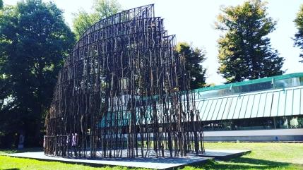 """""""Grancey-le-Château, A World at the Edge"""" di Le Consortium - Land alla Biennale Architettura 2021"""