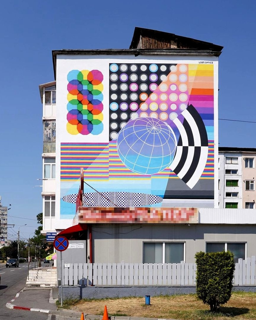 LostOptics @ Târgu Jiu, Romania
