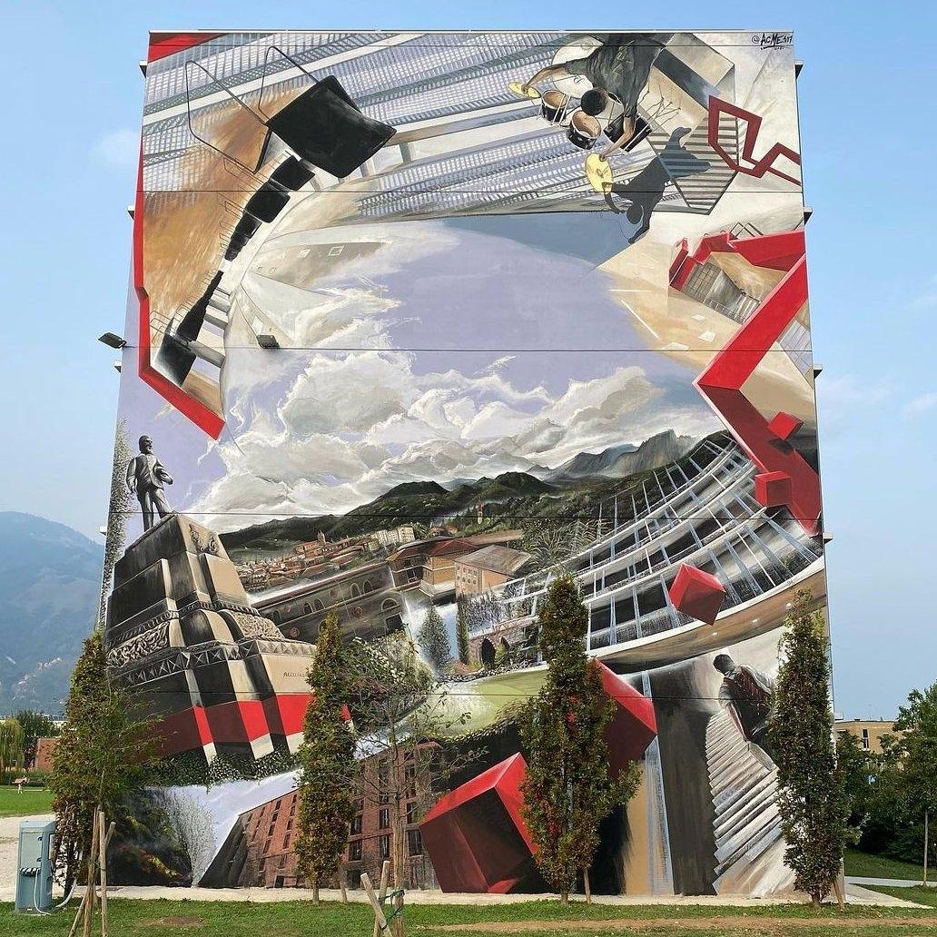 Acme 107 @ Schio, Italy
