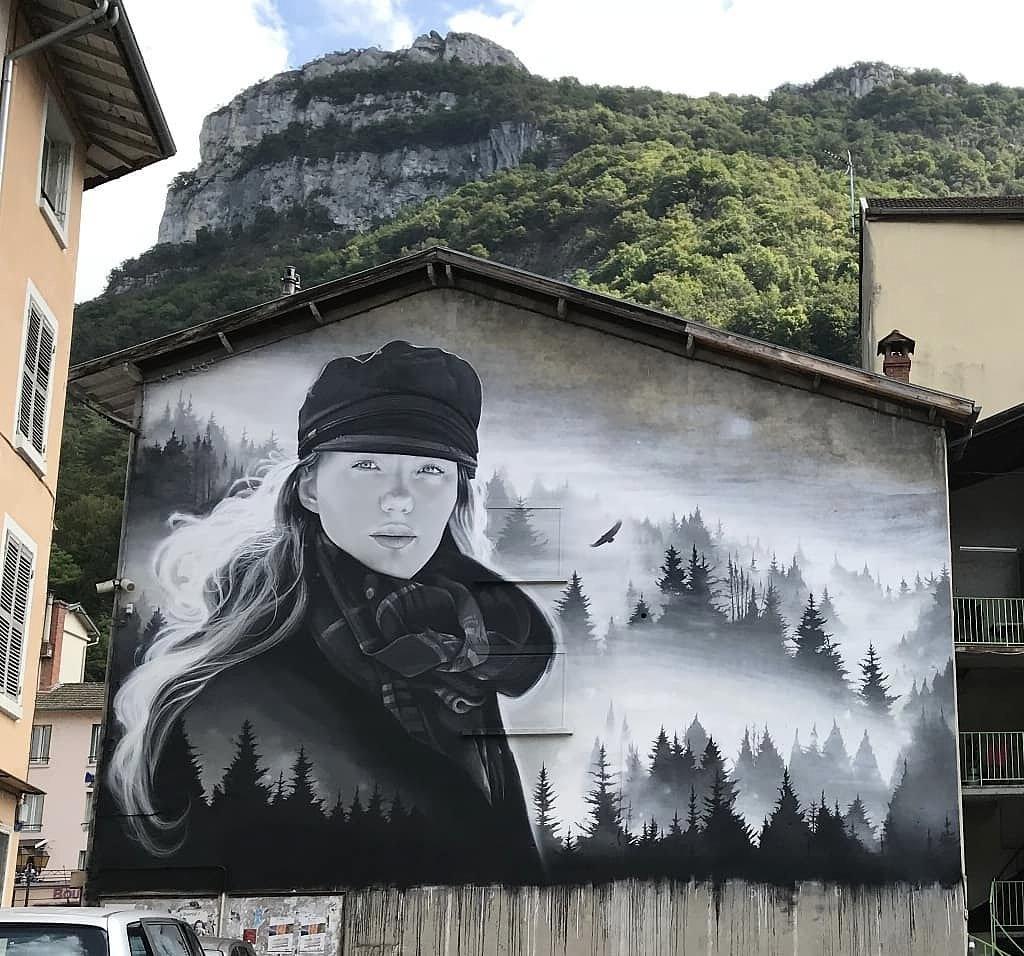 Aéro Créaéro Décograff @ Tenay, France
