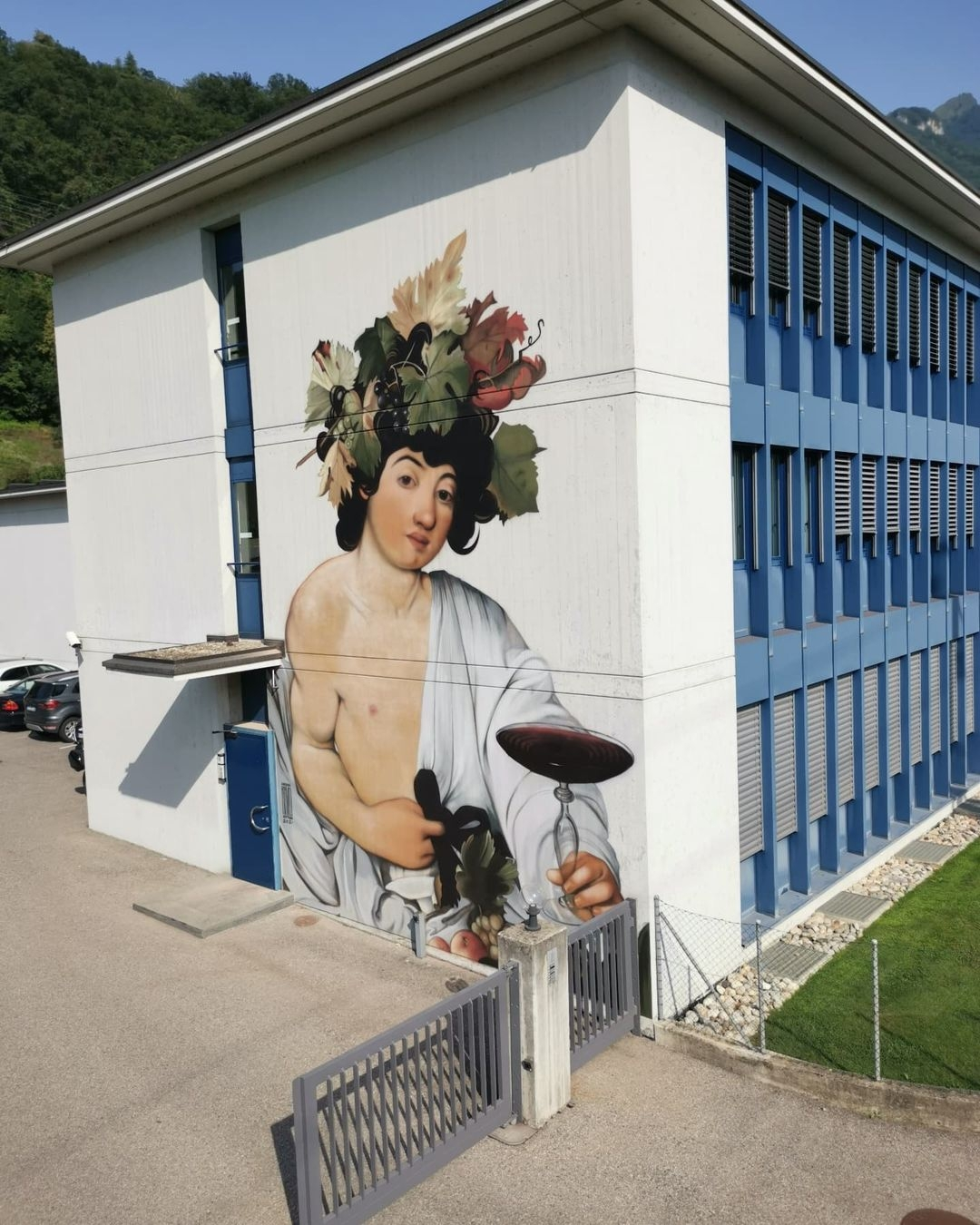 Andrea Ravo Mattoni @ Melano, Switzerland