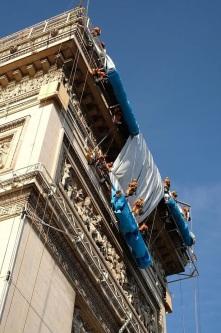 Arco di Trionfo di Christo e Jean-Claude