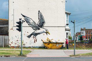 Banksy @ England