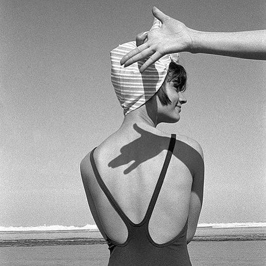 Beach Shadow by Brian Duffy, 1963