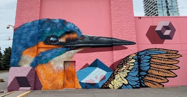 BirdO @ Vaughan, Canada