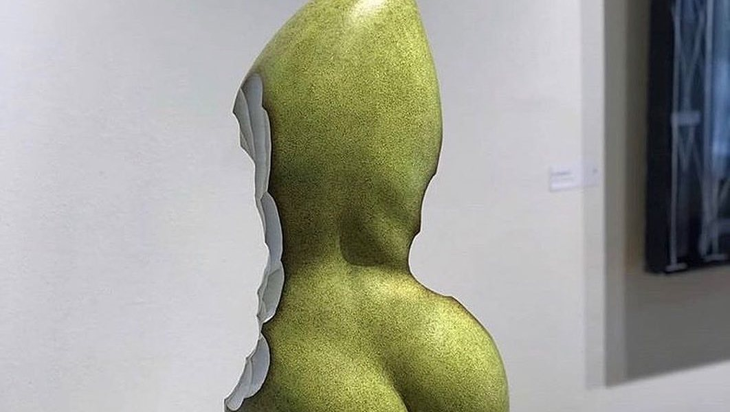 Sculpture By Dominique Rayou