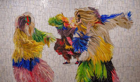 """""""Every One, Every One, Equal All"""" by Nick Cave @ New York"""