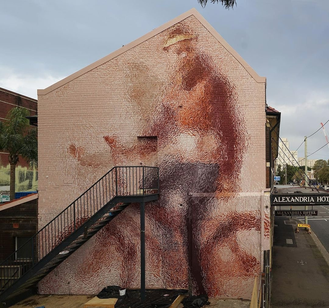 Fintan Magee @ Sydney, Australia
