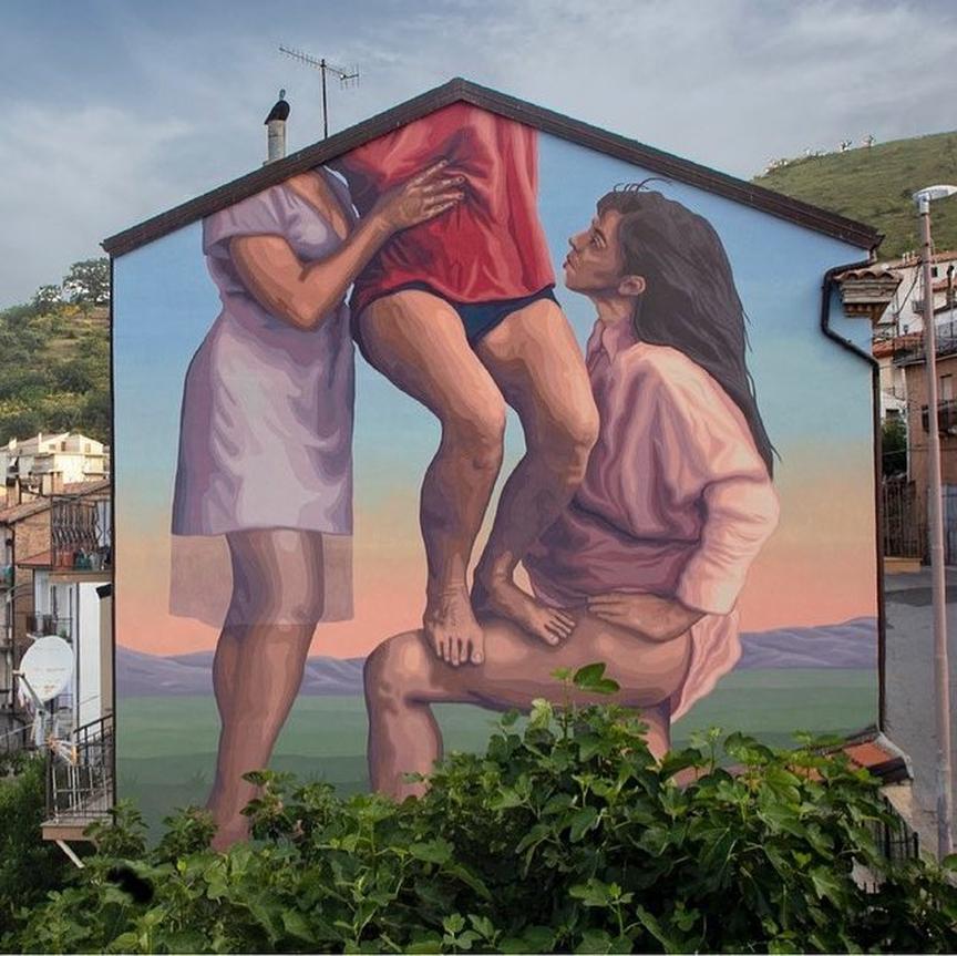 Fitz Florencia Durán @ Gorgoglione, Italy