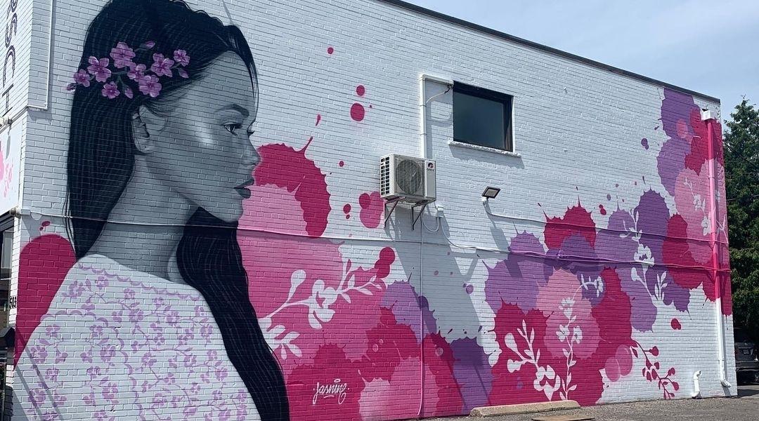 Jasnine @ Toronto, Canada