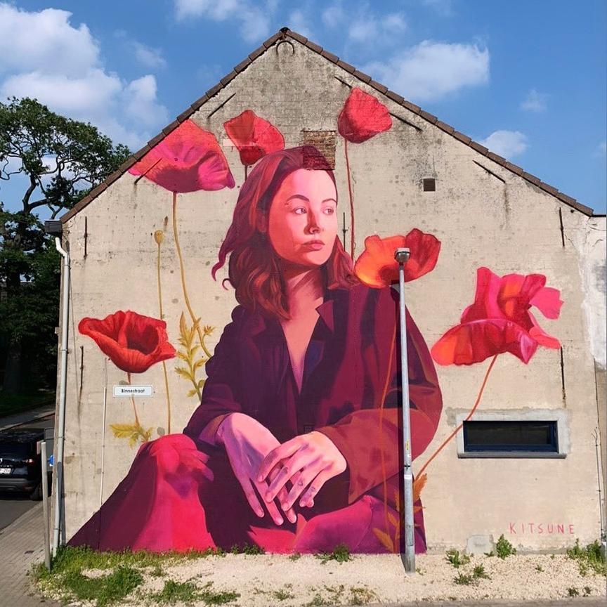 Kitsune Jolene @ Sint-Gillis-bij-Dendermonde, Belgium