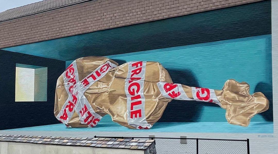 Leon Keer @ Heist-op-den-Berg, Belgium