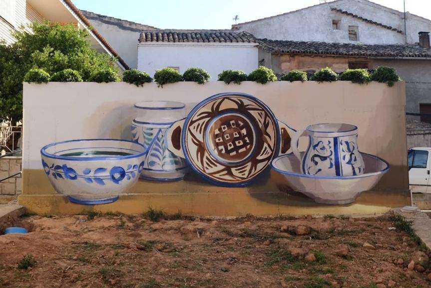 Manolo Mesa @ Muel, Spain