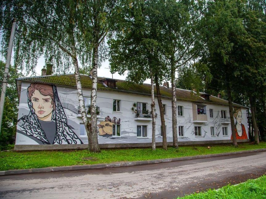 MaryQ @ Staraya Russa, Russia