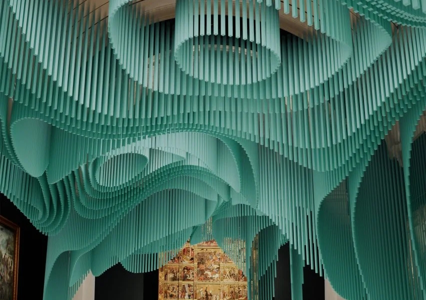 Medusa by Sou Fujimoto @ London Design Festival