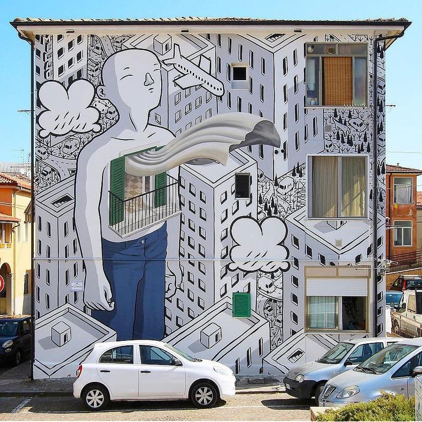 Millo @ Francavilla al Mare, Italy