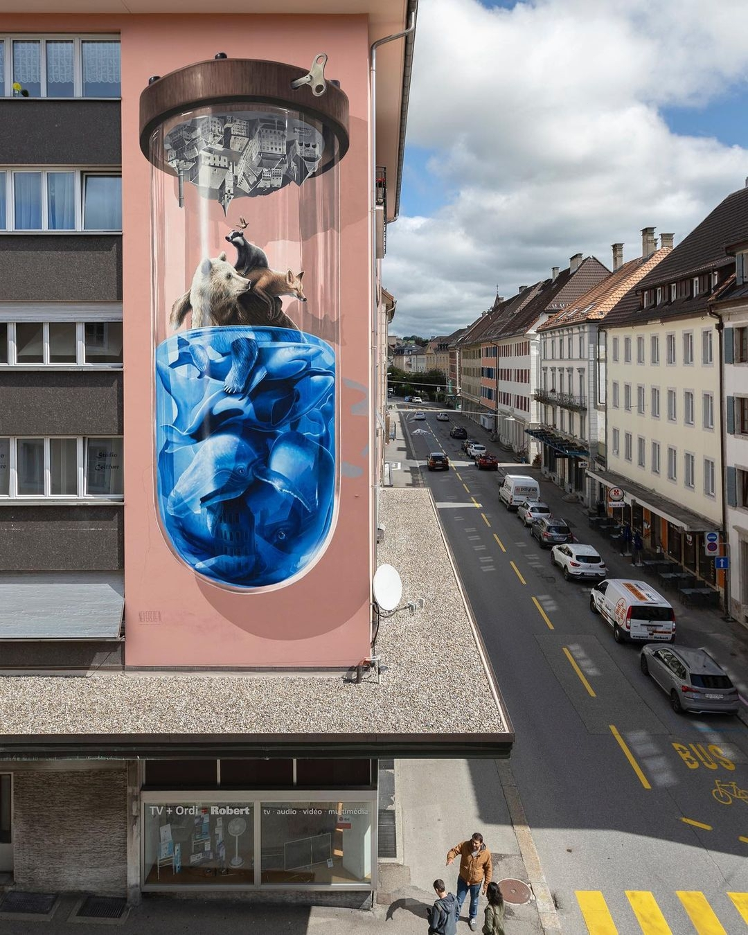 Nevercrew @ Le Locle, Switzerland