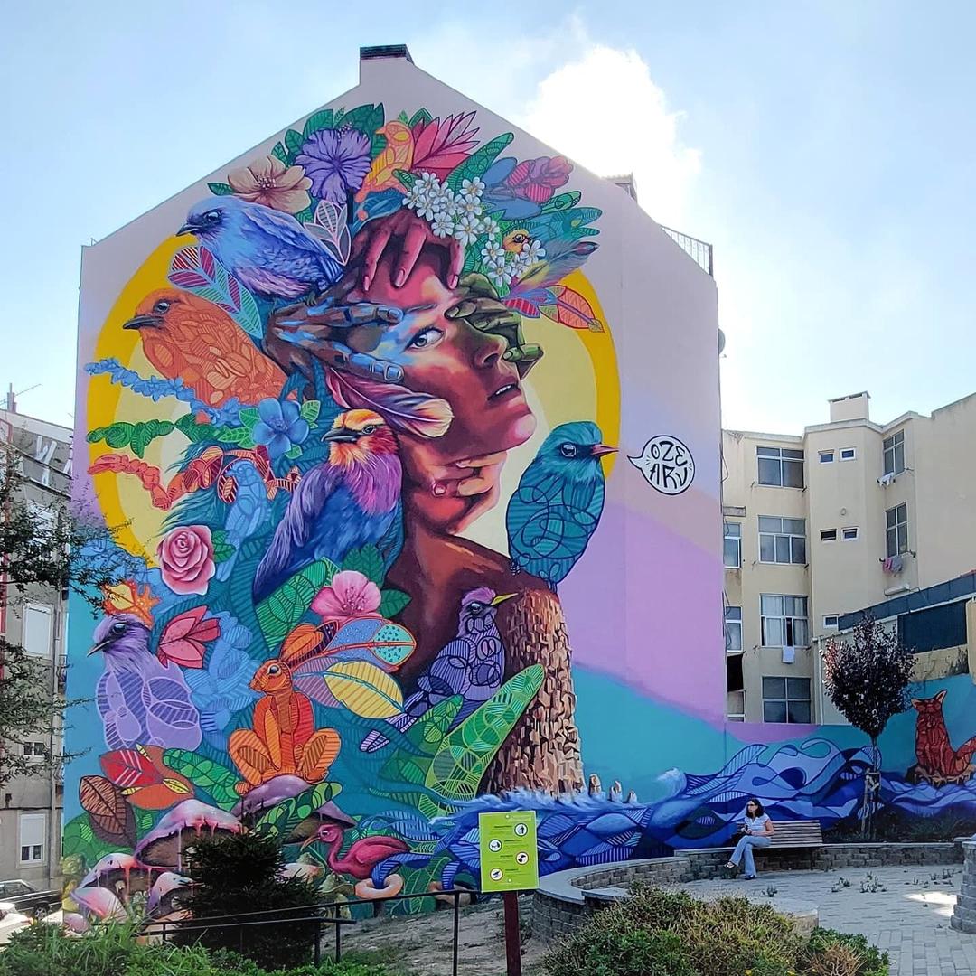 Ozearv @ Lisbon, Portugal