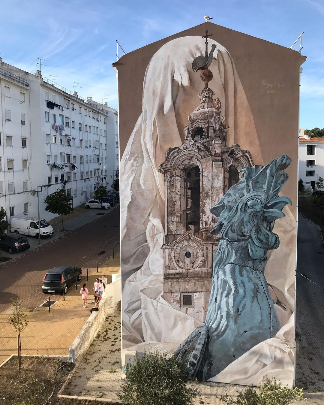 Regg Salgado @ Lisbon, Portugal