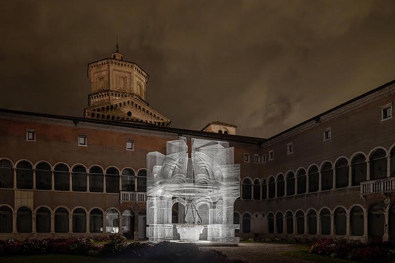 Sacral by Edoardo Tresoldi @ MAR, Museo d'arte di Ravenna