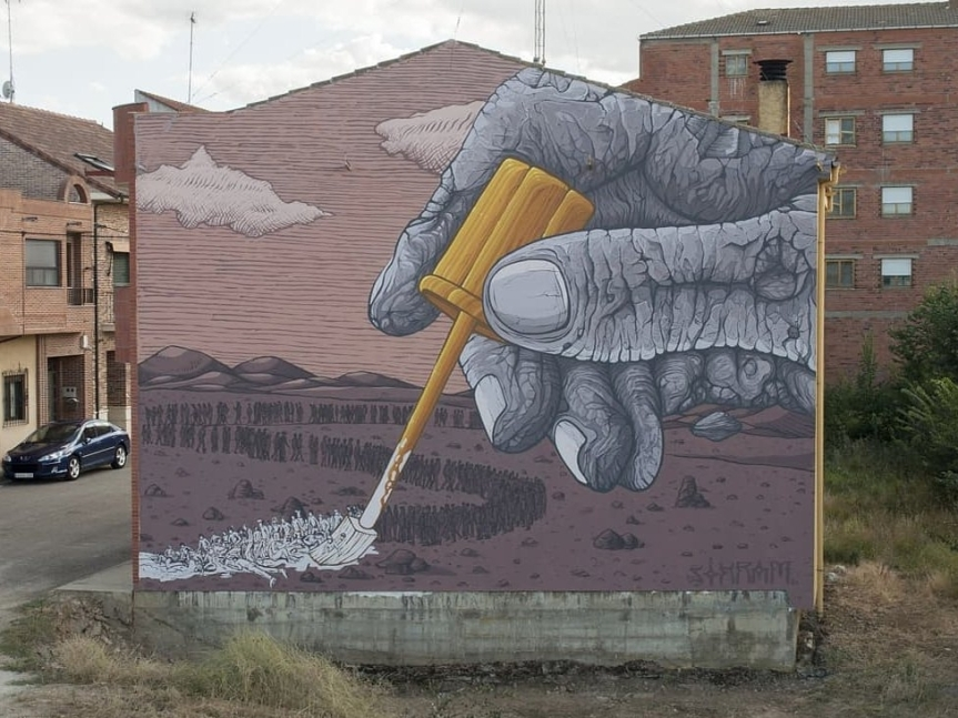 Sokram @ La Bañeza, Spain
