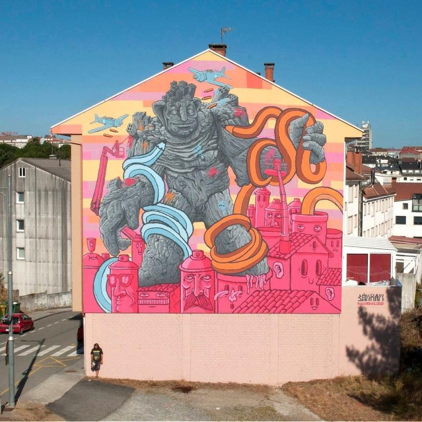 Sokram @ Órdenes, Spain
