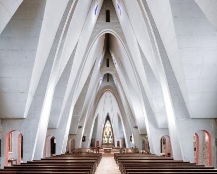 Thibaud Poirier. Saint-Martin de Donges, France (Jean Dorian, 1957)