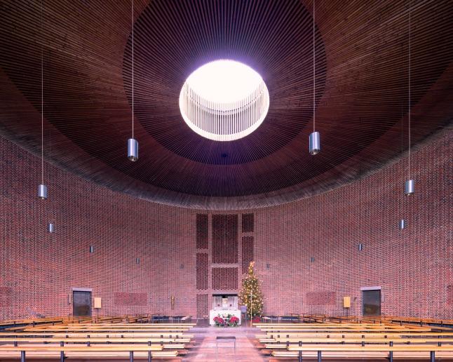 Thibaud Poirier. St. Johann von Capistran, Munich, Germany (Sep Ruf, 1960)