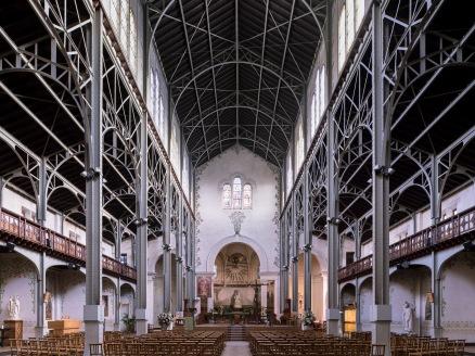 Thibaud Poirier. Notre-Dame-du-Travail, Paris, France (Jule-Godefroy Astruc, 1902)