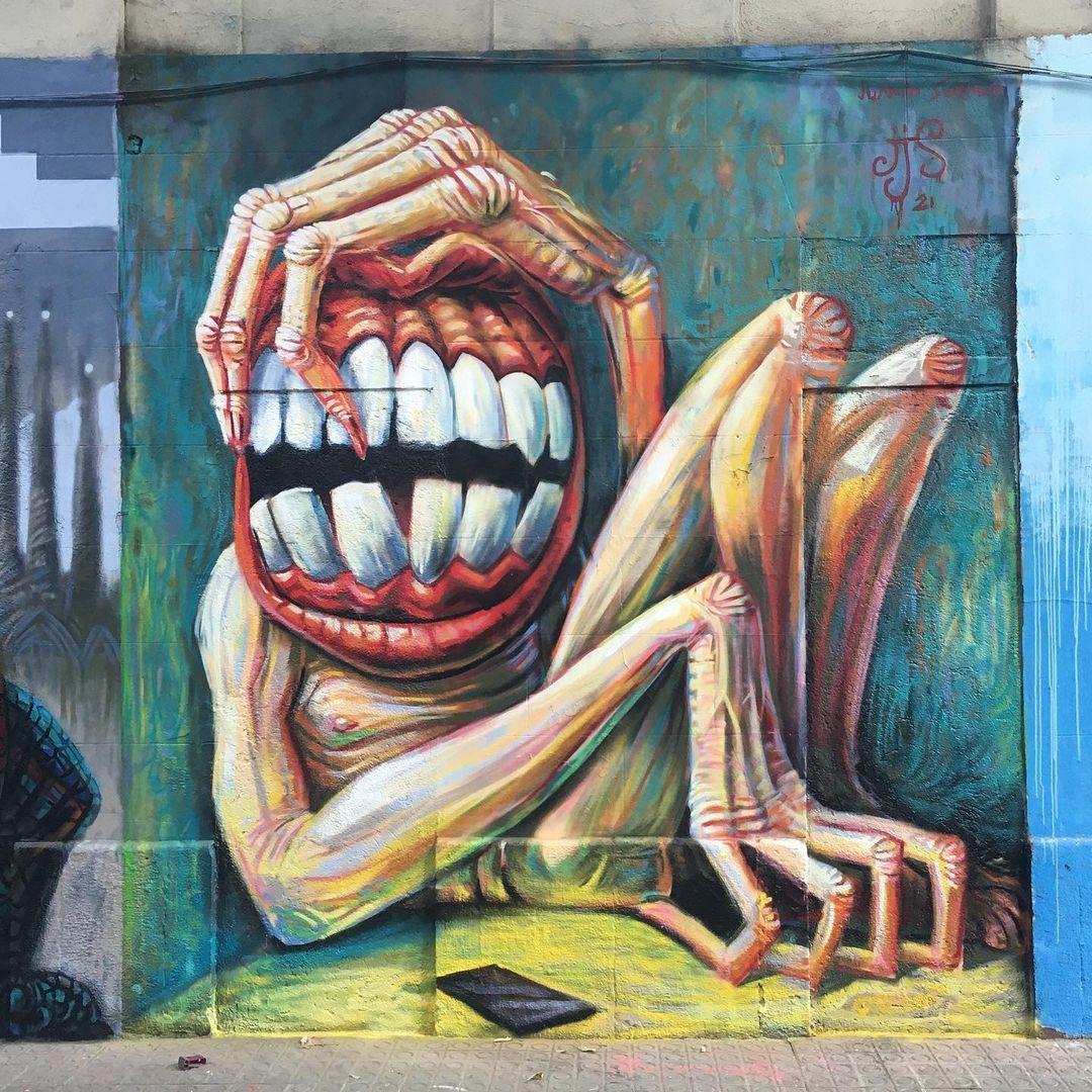 Juanjo Surace @ Barcelona, Spain